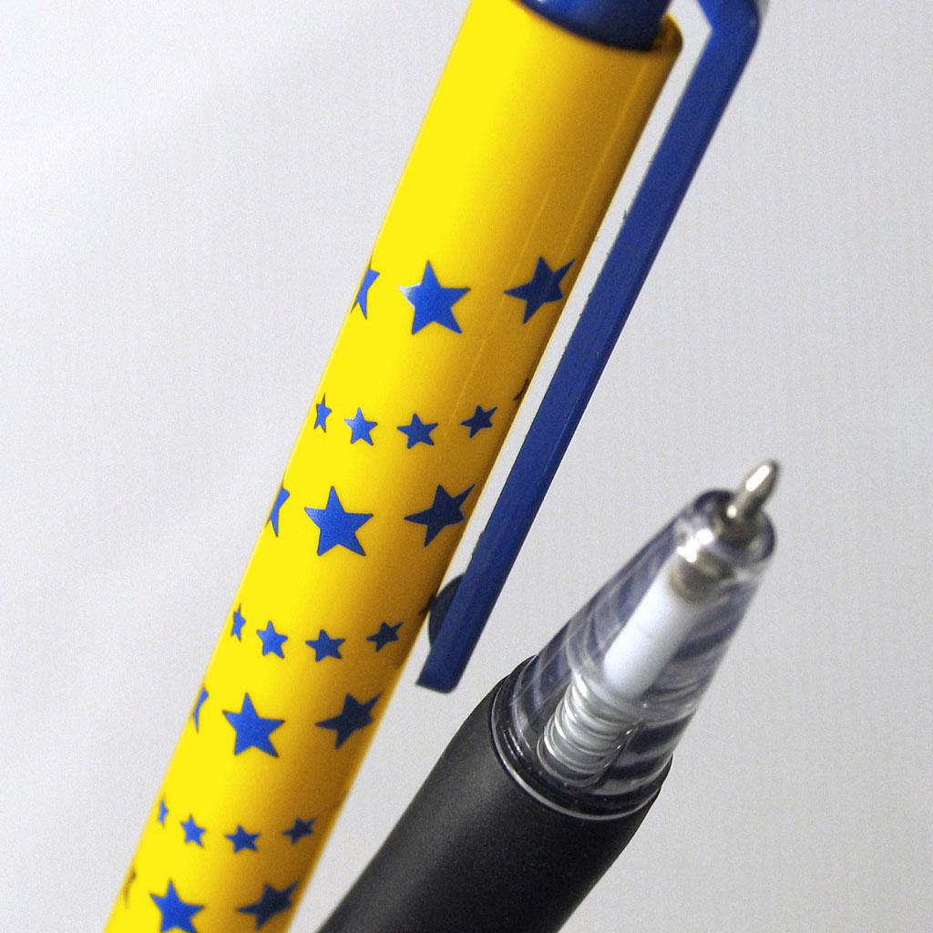 Długopis w gwiazdki SUNNY TO-060