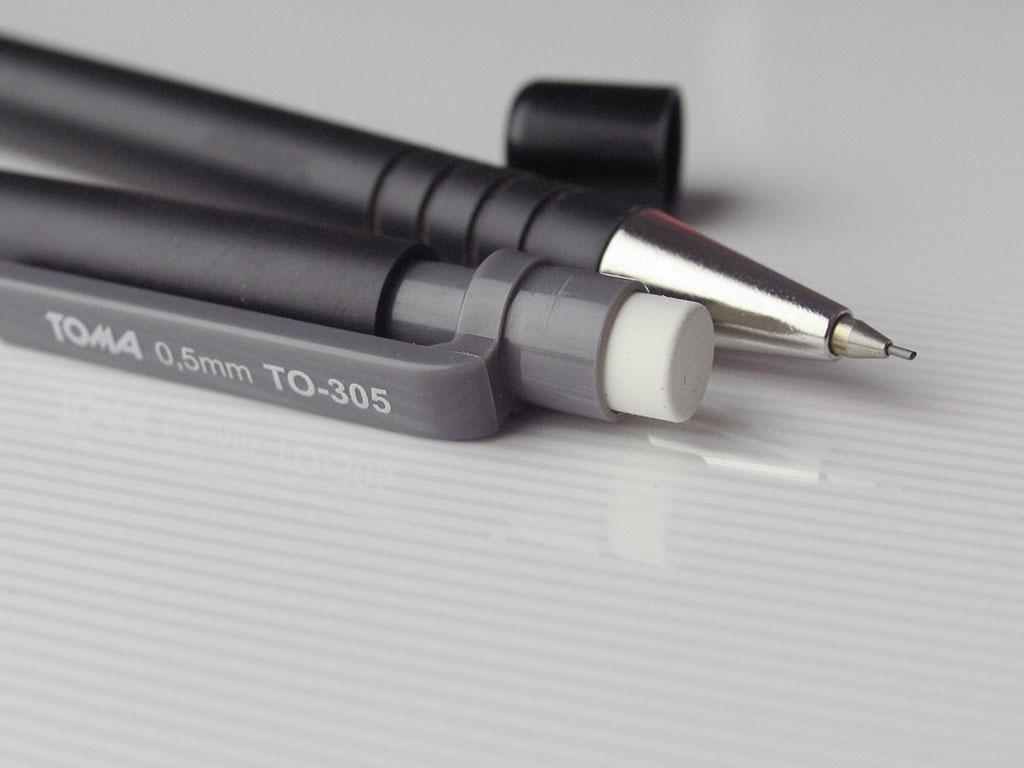 Ołówek automatyczny Soft TOMA