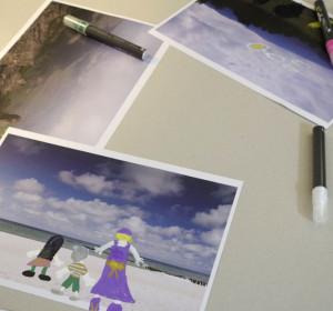 Rysujemy po zdjęciach.