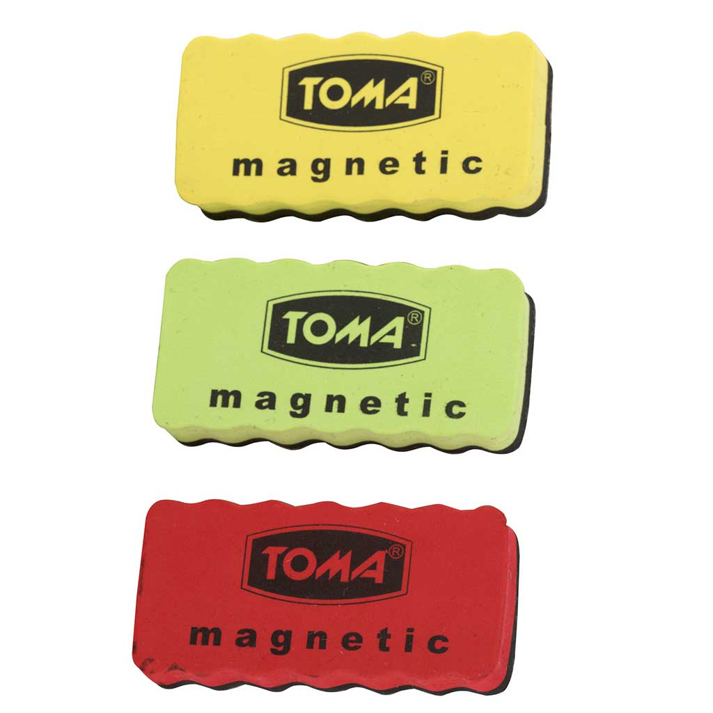 Ścieracz magnetyczny do tablic  TO-701