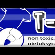 TO-744 t shirt niebieski