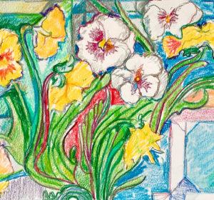 Lato i kwiaty